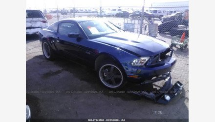 2011 Ford Mustang GT Coupe for sale 101325898