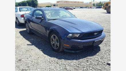 2011 Ford Mustang Coupe for sale 101331349