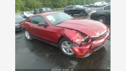 2011 Ford Mustang Coupe for sale 101332653