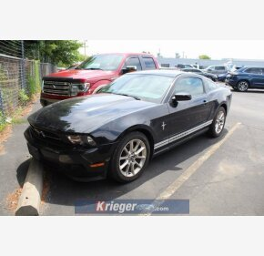 2011 Ford Mustang for sale 101339126