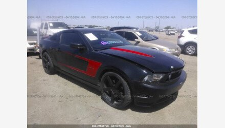 2011 Ford Mustang Coupe for sale 101351204