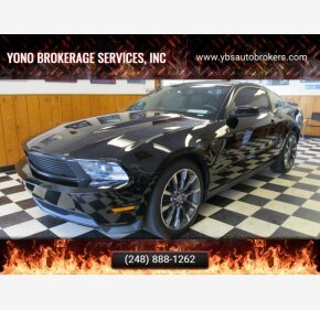 2011 Ford Mustang for sale 101355641