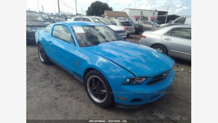 2011 Ford Mustang Coupe for sale 101408986