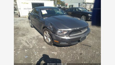 2011 Ford Mustang Coupe for sale 101409988
