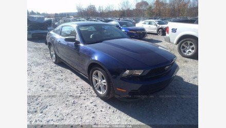 2011 Ford Mustang Coupe for sale 101410704