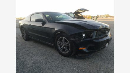 2011 Ford Mustang Coupe for sale 101411309