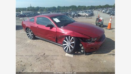 2011 Ford Mustang Coupe for sale 101413901
