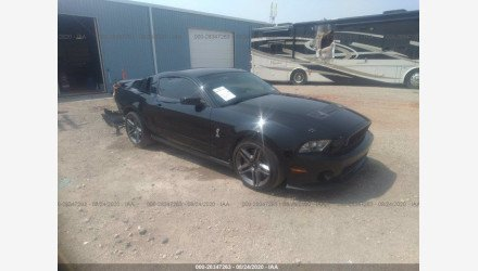 2011 Ford Mustang Shelby GT500 Coupe for sale 101429173