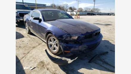 2011 Ford Mustang Coupe for sale 101436182