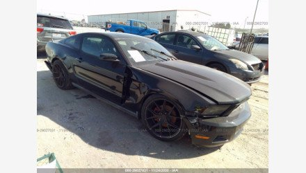 2011 Ford Mustang Coupe for sale 101437059