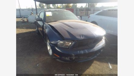 2011 Ford Mustang Coupe for sale 101437074
