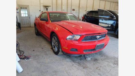 2011 Ford Mustang Coupe for sale 101437901