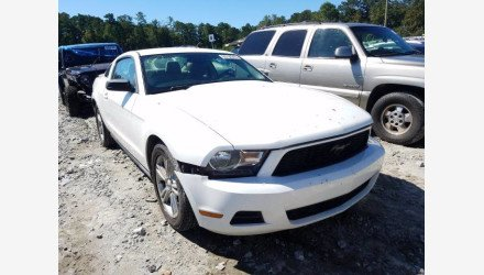 2011 Ford Mustang Coupe for sale 101458935