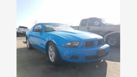 2011 Ford Mustang Coupe for sale 101460012