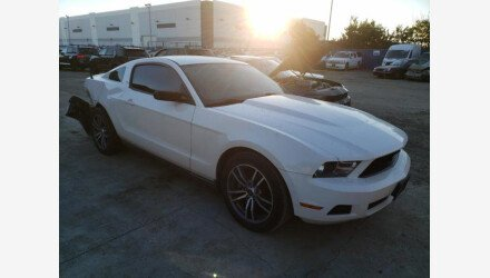 2011 Ford Mustang Coupe for sale 101460265