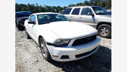 2011 Ford Mustang Coupe for sale 101462447