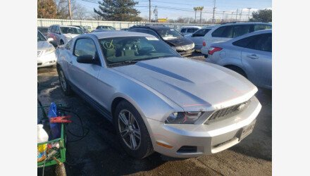 2011 Ford Mustang Coupe for sale 101463951