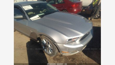 2011 Ford Mustang Coupe for sale 101465045