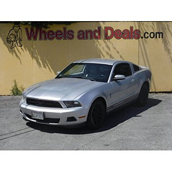 2011 Ford Mustang Coupe for sale 101562462