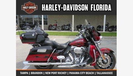 2011 Harley-Davidson CVO for sale 200795009