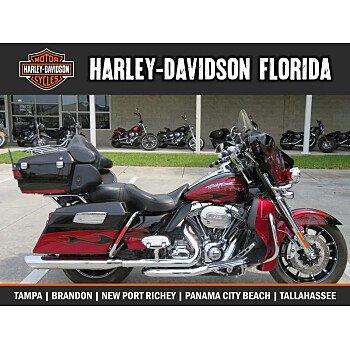 2011 Harley-Davidson CVO for sale 200805784