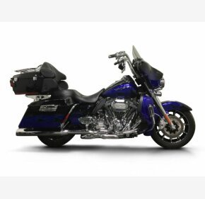 2011 Harley-Davidson CVO for sale 200836745