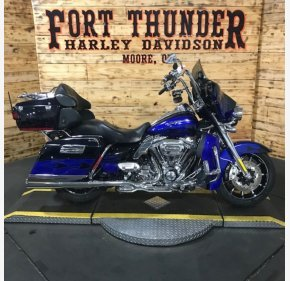 2011 Harley-Davidson CVO for sale 200945859