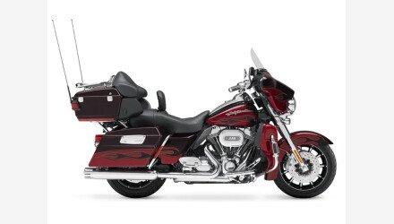 2011 Harley-Davidson CVO for sale 201008118