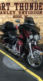 2011 Harley-Davidson CVO for sale 201013497