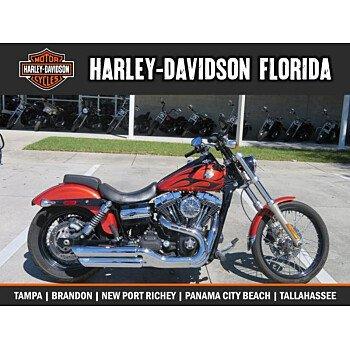 2011 Harley-Davidson Dyna for sale 200709563