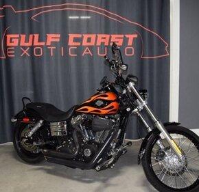 2011 Harley-Davidson Dyna for sale 200696531