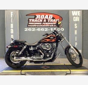 2011 Harley-Davidson Dyna for sale 200790634