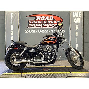2011 Harley-Davidson Dyna for sale 200790634