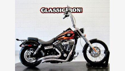 2011 Harley-Davidson Dyna for sale 200810217