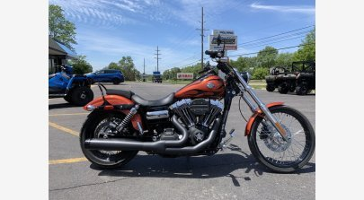 2011 Harley-Davidson Dyna for sale 200923424