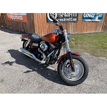 2011 Harley-Davidson Dyna Fat Bob for sale 201005200