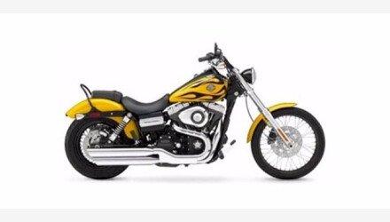 2011 Harley-Davidson Dyna Wide Glide for sale 201070554