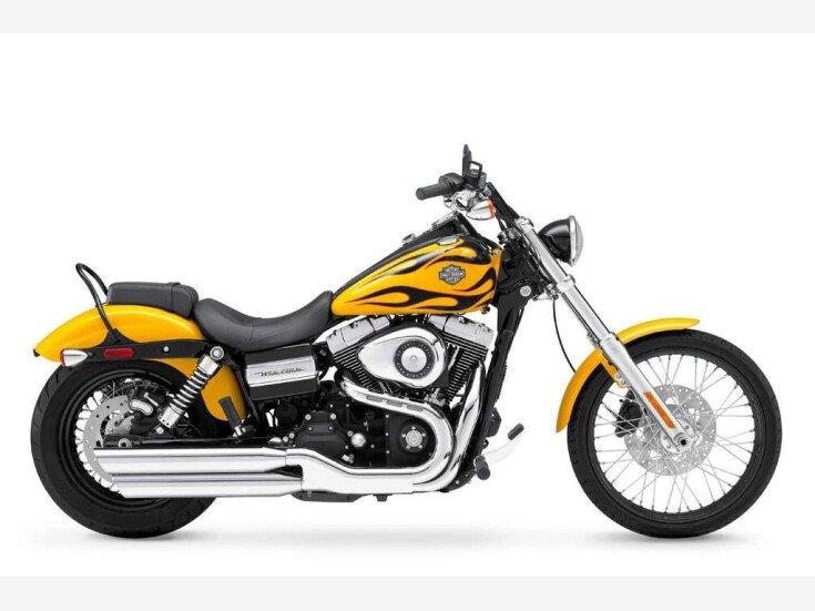 2011 Harley-Davidson Dyna for sale 201169112