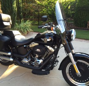 2011 Harley-Davidson Softail Fat Boy Lo for sale 200465041