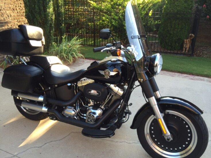 2011 Harley-Davidson Softail Fat Boy Lo for sale near