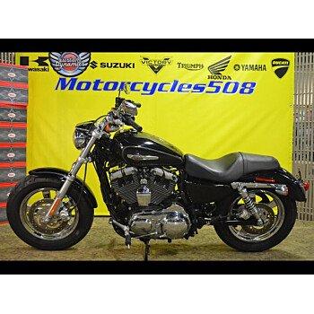 2011 Harley-Davidson Sportster for sale 200600611