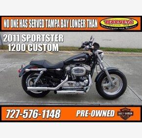 2011 Harley-Davidson Sportster for sale 200718575