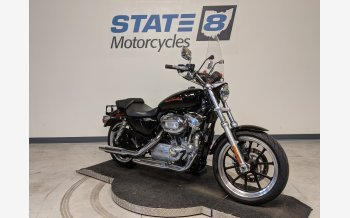 2011 Harley-Davidson Sportster for sale 201076858