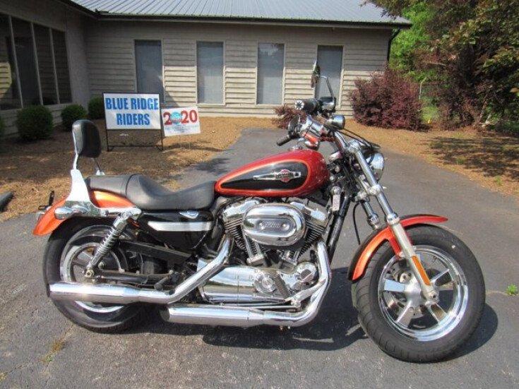 2011 Harley-Davidson Sportster for sale 201101334