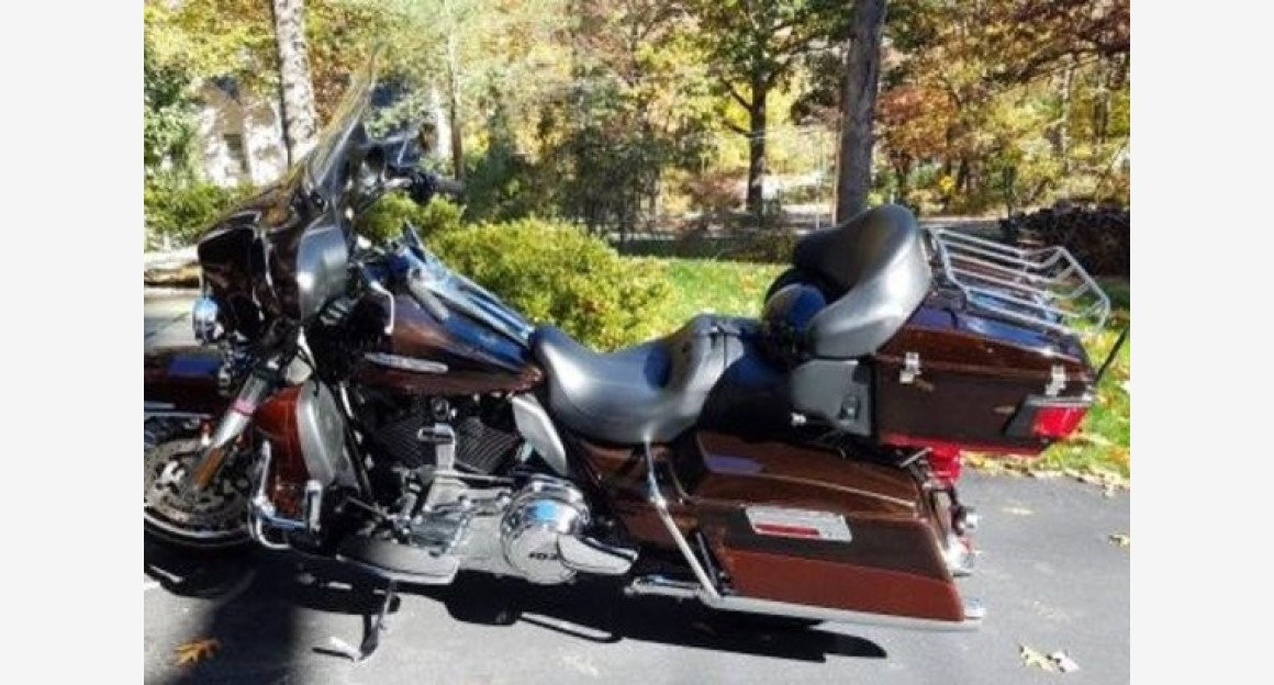 2011 Harley-Davidson Touring Electra Glide Ultra Limited for sale 200514611