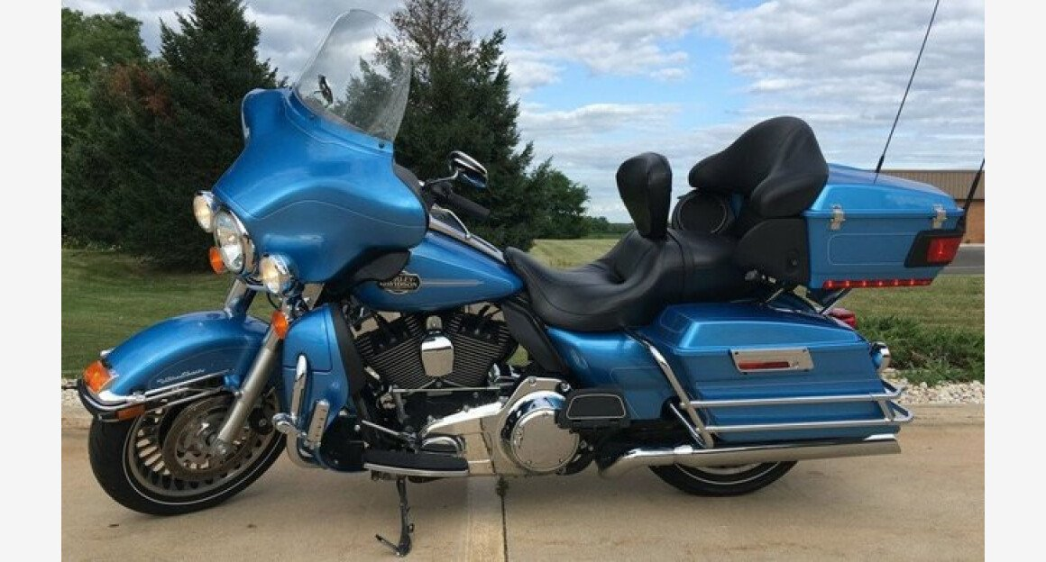 2011 Harley-Davidson Touring Ultra Classic Electra Glide for sale 200609042