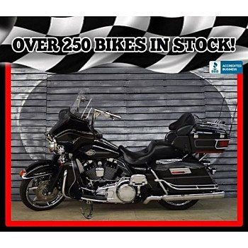 2011 Harley-Davidson Touring Ultra Classic Electra Glide for sale 200621073