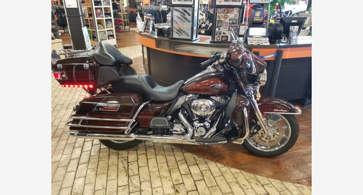 2011 Harley-Davidson Touring for sale 200621810