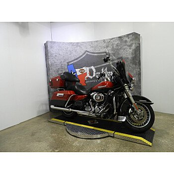 2011 Harley-Davidson Touring Electra Glide Ultra Limited for sale 200629578
