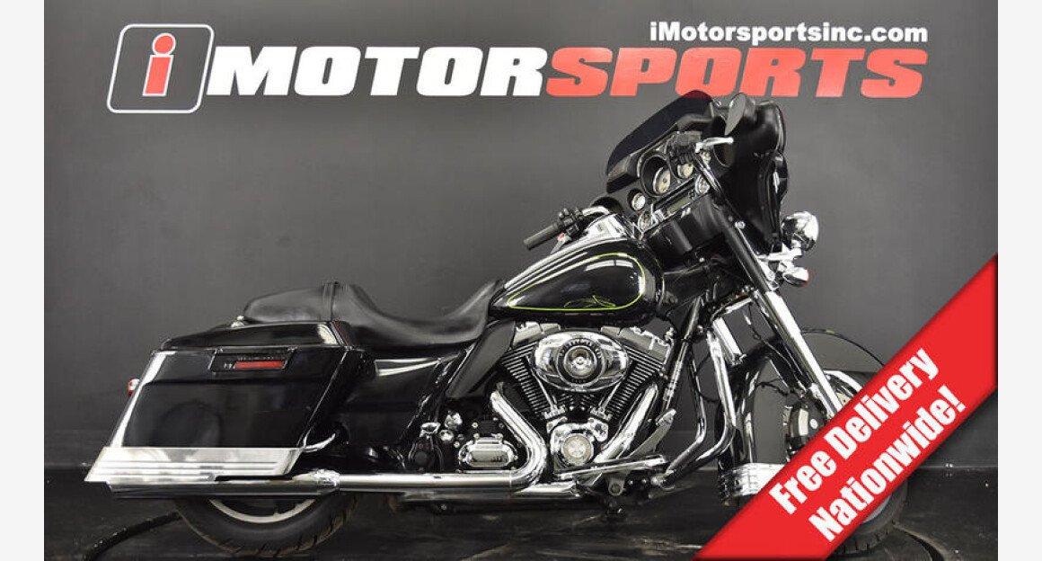 2011 Harley-Davidson Touring for sale 200642426